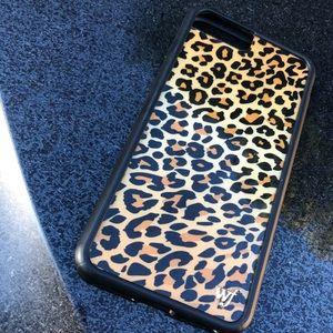 Wild Flower IPhone 8 Plus case